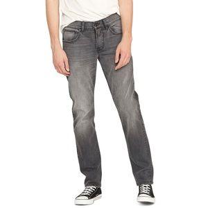 Hudson Blake slim straight skinny jeans